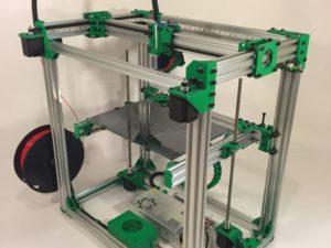 Une imprimante core xy
